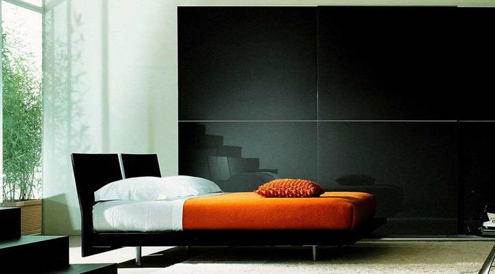 Letto matrimoniale Design - Lema - KONTIKI - Outlet Alessi ...