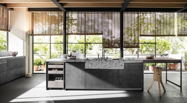 Progetti Di Arredamento Design - Collaborazione Alessi e Dada Kitchens