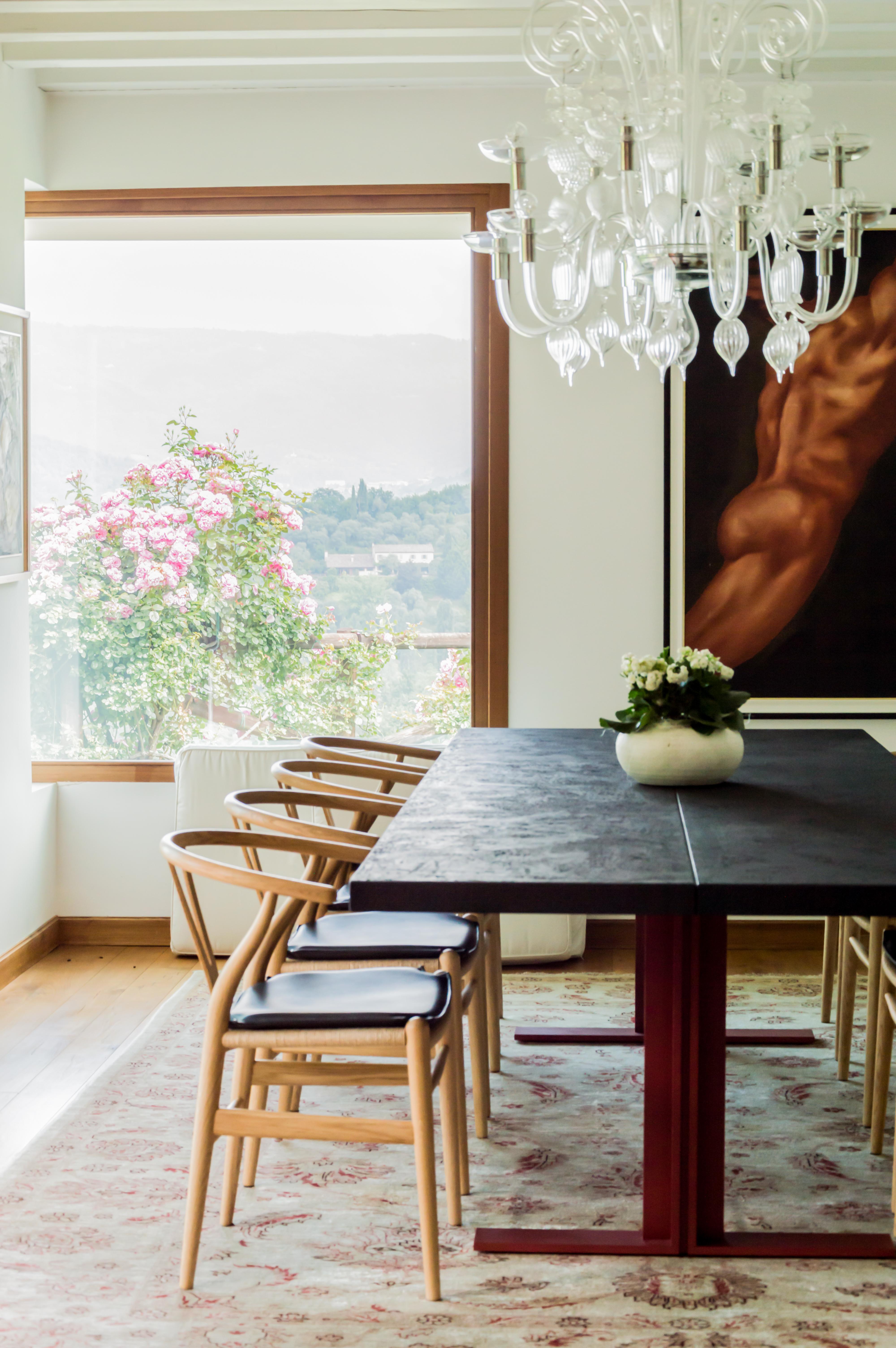 progetto soggiorno design